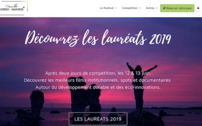 Toolearn remporte un trophée d'argent au festival Deauville Green Awards