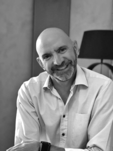 Olivier Claveau, nouveau dirigeant de l'agence de vidéo explicative Toolearn