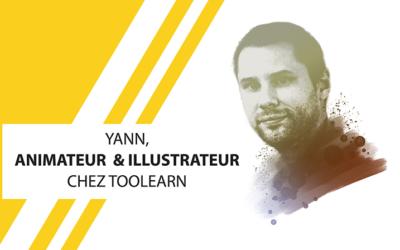 L'animation dans la vidéo dessinée – Le témoignage de Yann
