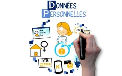 Vidéo dessinée Groupe Trèves, formation RGPD